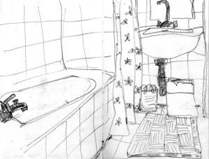 Wohnung bad
